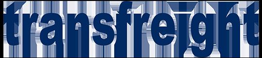 Blue logo transfreight